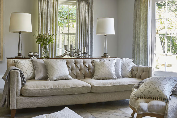 MONMOUTH FABRICS AND SOFT FURNISHINGS