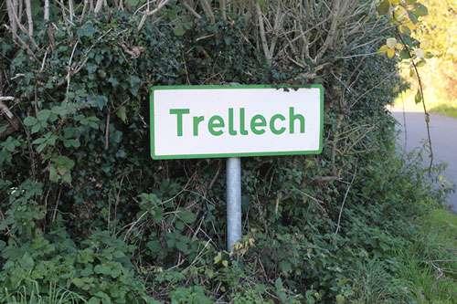 I love where I live - Trellech