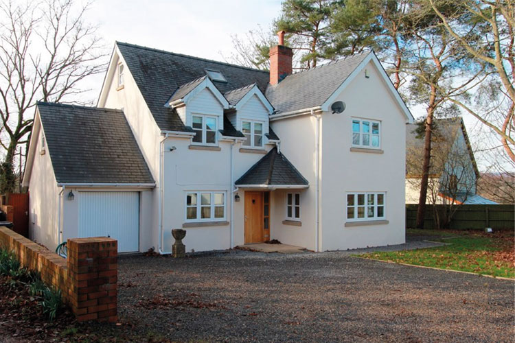 Oak Cottage, Llantrisant, Usk NP15 1LG